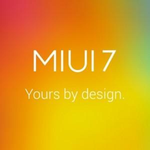 Miui ROM 7