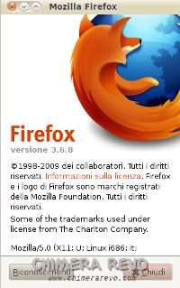 firefox 3.6.8