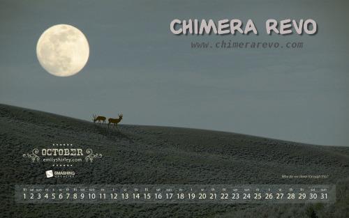 sfondi calendario ottobre 2010