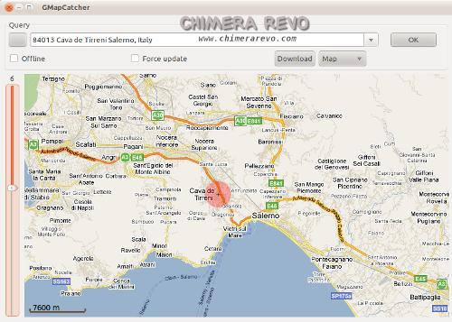 GMapCatcher: comoda applicazione offline per Google Maps e Street