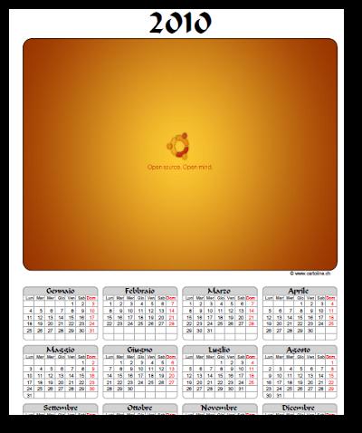 Cartoline Ch Calendario.Come Creare Un Proprio Calendario Personalizzato Online In