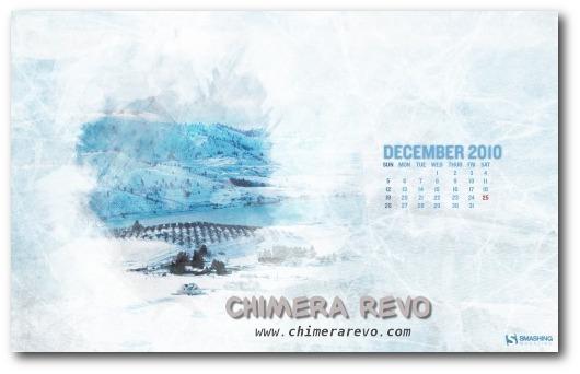 sfondi calendario dicembre 2010