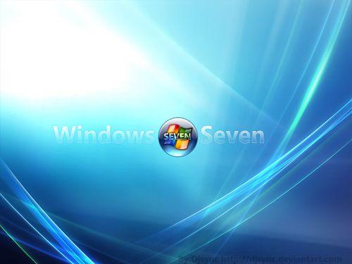 windows seven wallpaper 06 Windows Themed Desktop Wallpaper Collection