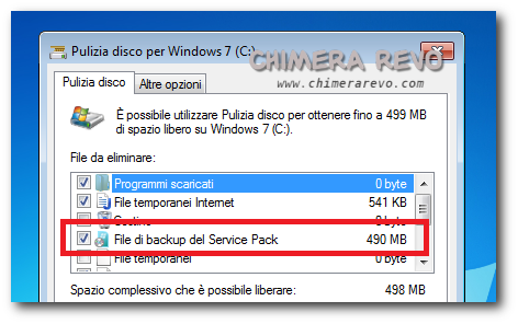 file di backup service pack 1 windows 7