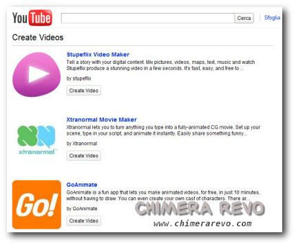 Chimerarevo.comvideo di cartoni animati: