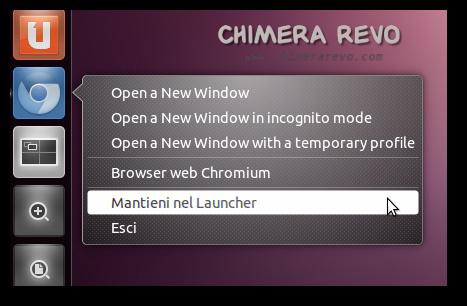 Chromium un aggiornamento aggiunge la quicklist nel - Finestra in incognito ...