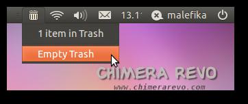 Ubuntu un indicatore per il cestino sempre a portata di - Indicatore di portata ...