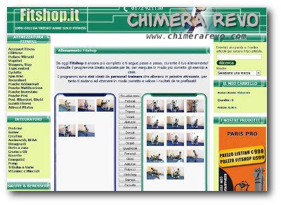 Fitshop crea la tua scheda di allenamento direttamente for Crea la tua casa online