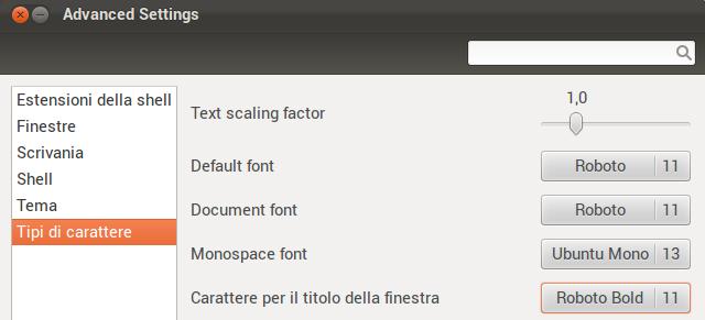 Ubuntu: come utilizzare il font Roboto di Android 4.0 ... Ubuntu Font Android