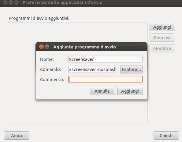 Ubuntu 11 10: nessuno screensaver? Ecco come installarli ed