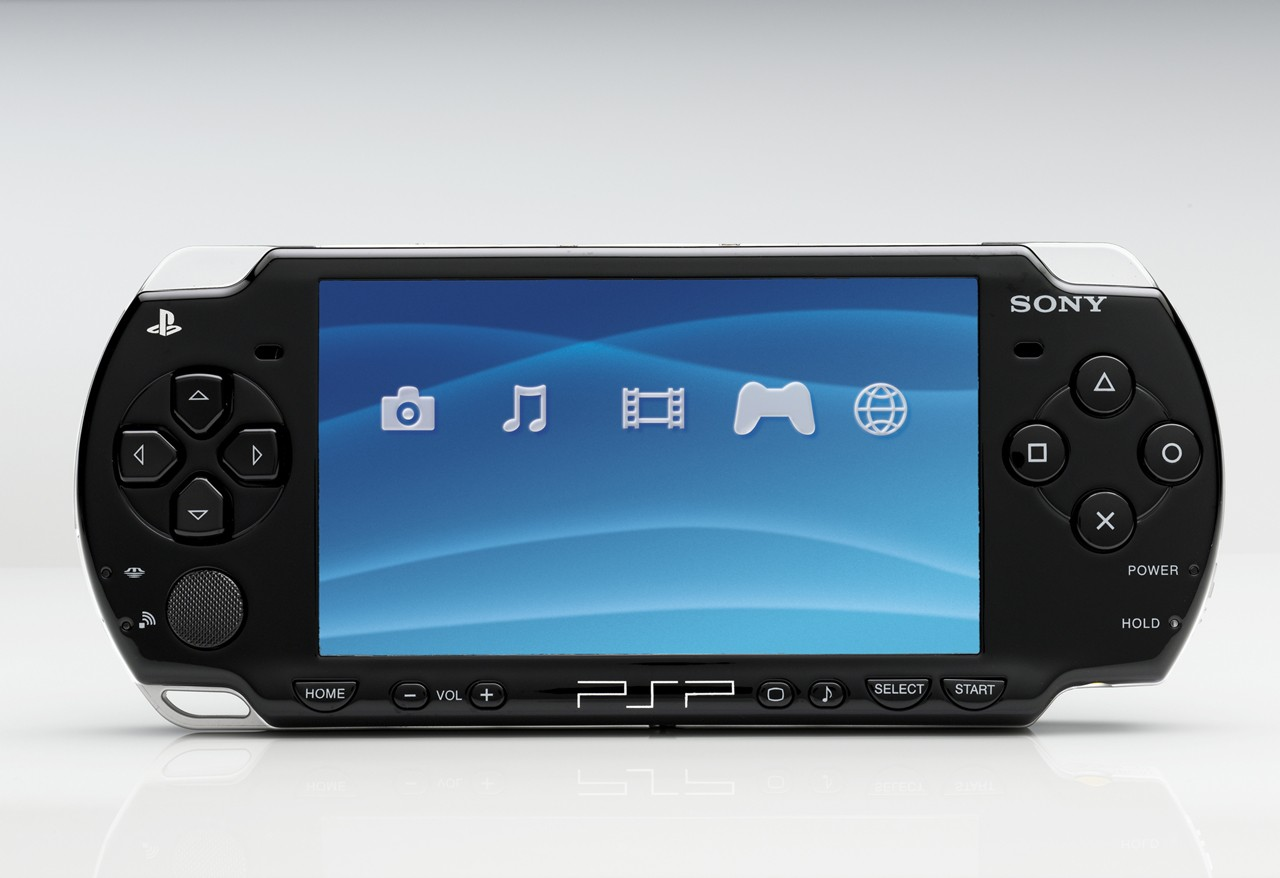 PSP 1000 Vs PSP 3000 - PlayStation Nation - GameSpot