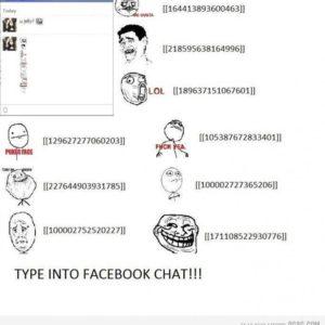 trollface facebook