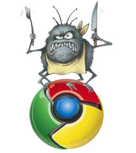 bug google chrome