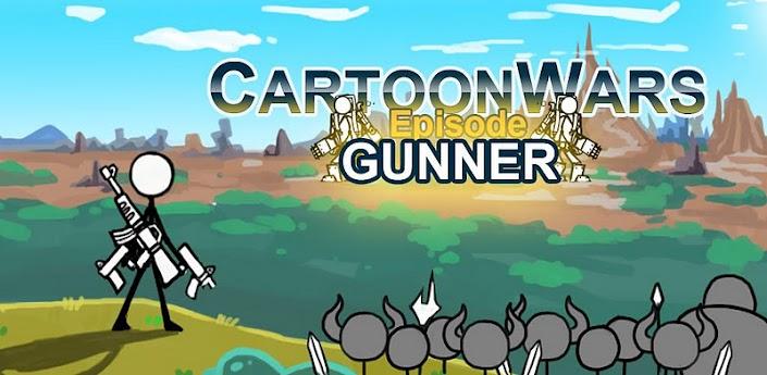 Cartoon Wars Gunner Mod Apk Android 1 - YouTube