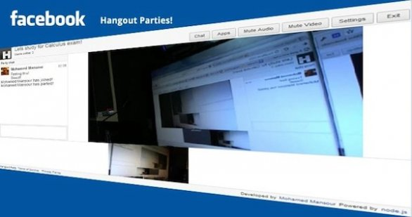 FBHangoutParties