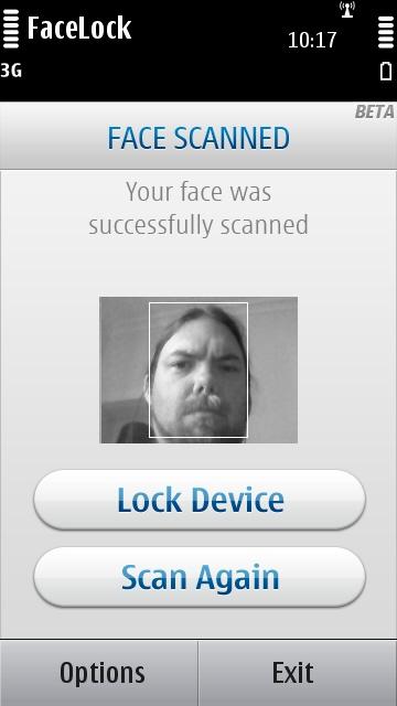 Facelock