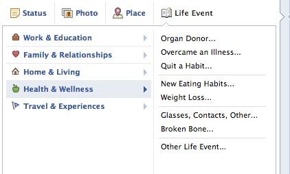 donatore di organi facebook