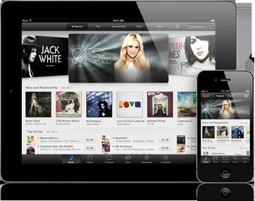 iOS 6 iTunes Store