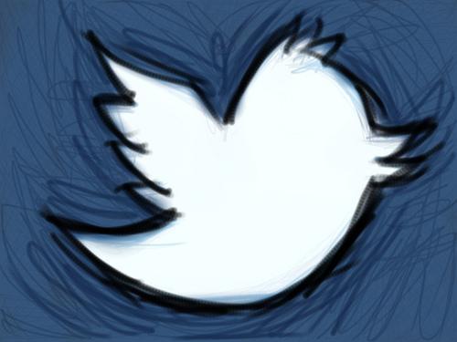 Twitter Logo Disegno