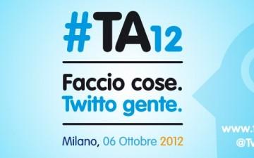 Tweet Awards 2012