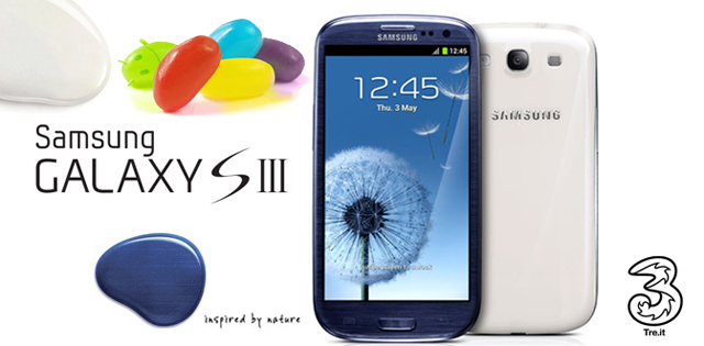 galaxy s3 jelly bean