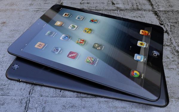 iPad mini by Haljek