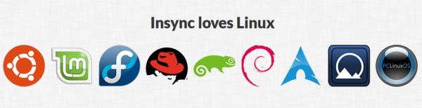 insyncloveslinux