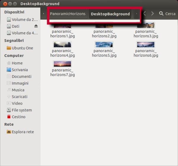 Ubuntu Windows 8 tema