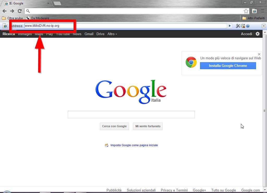 Google Chrome – Mozilla Firefox: niente plugin per il DVR? Ci pensa