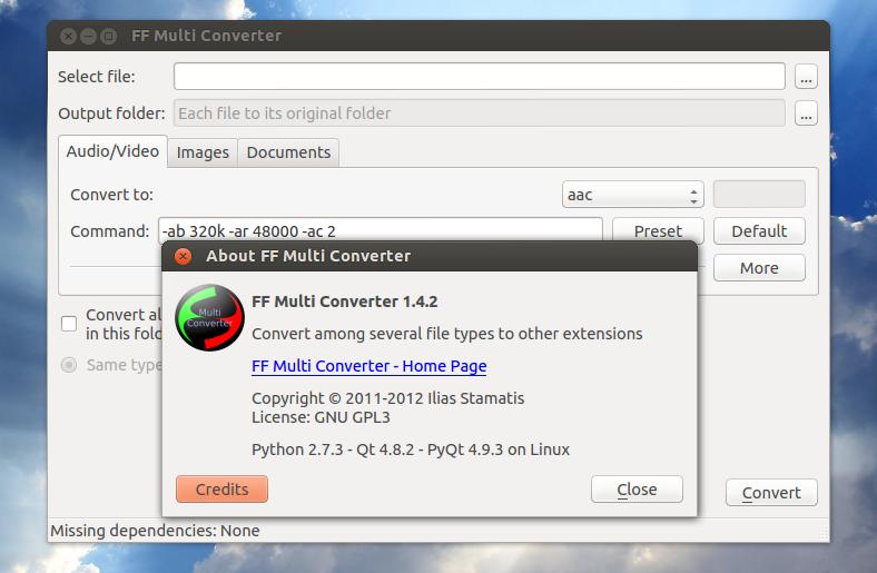 ff multi converter 1.4.2