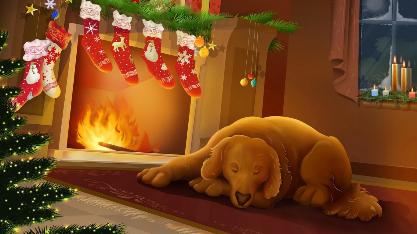 Sfondi Natalizi Mac.55 Stupendi Sfondi Di Natale Per Il Proprio Pc Chimerarevo