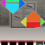 100 Doors soluzione livello 43