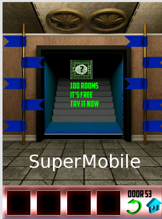 100 Doors soluzione livello 53