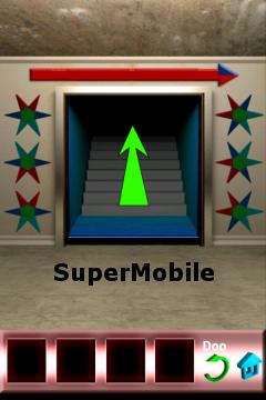 100 Doors soluzione livello 54