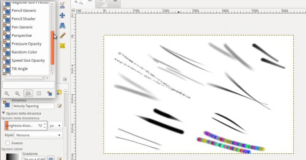 La tavoletta grafica cos 39 e come configurarla su gimp for Programma per disegnare arredamento