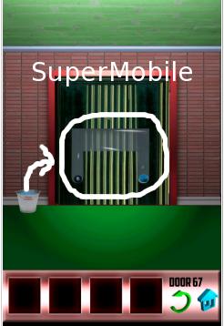 100 Doors soluzione livello 67