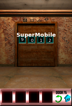 100 Doors soluzione livello 76
