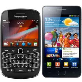 samsung vs blackberry