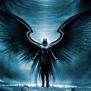The Dark Angel Wallpaper HD