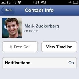 facebook-free-call