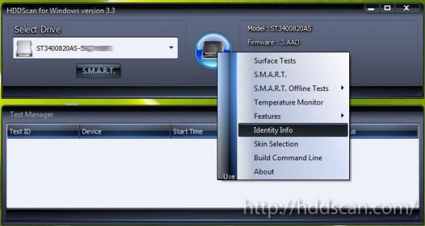 Analizzare dettagliatamente il proprio hard disk con HDDScan