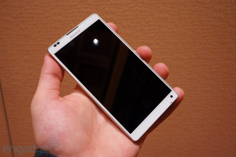 xperia zl how to turn on