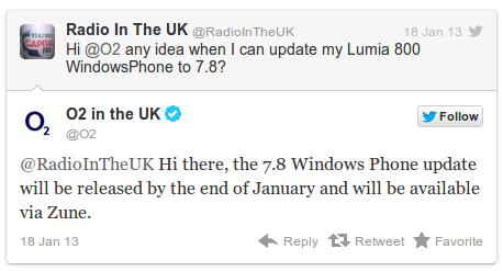 tweet windows phone 7.8