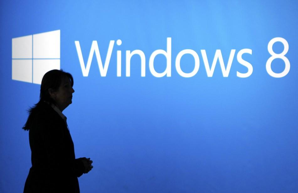 Logo Windows 8: Windows 8: Come Attivare La Cronologia Dei File