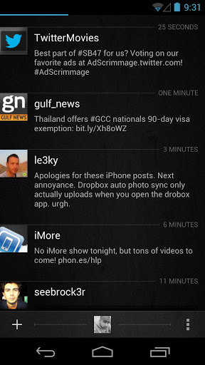 Carbon for Twitter screen1