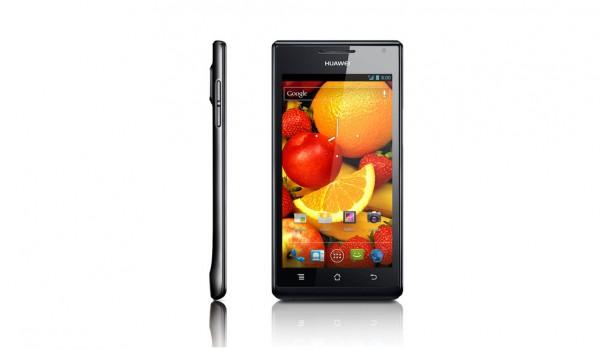 Smartphone Ascend comunicato