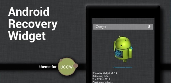 android-reco-uccw