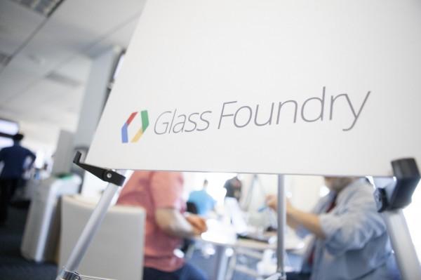 google glass foundry
