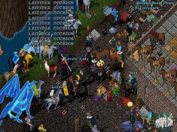 ultima online screen 2