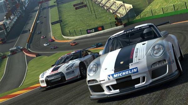 Real Racing 3 screen 1